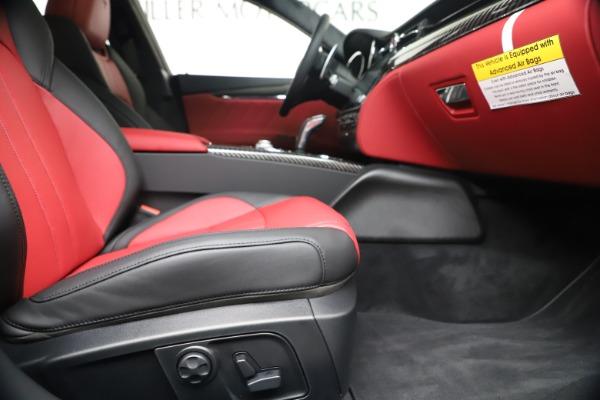 New 2020 Maserati Quattroporte S Q4 GranSport for sale $122,485 at Pagani of Greenwich in Greenwich CT 06830 22