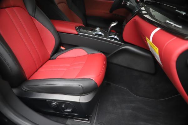 New 2020 Maserati Quattroporte S Q4 GranSport for sale $122,485 at Pagani of Greenwich in Greenwich CT 06830 23