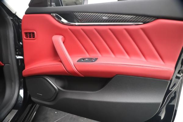 New 2020 Maserati Quattroporte S Q4 GranSport for sale $122,485 at Pagani of Greenwich in Greenwich CT 06830 24