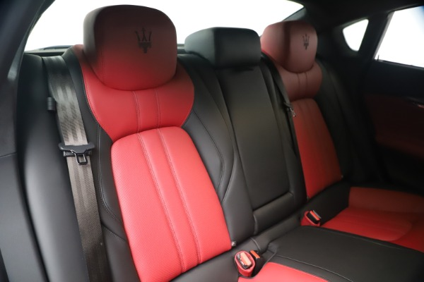 New 2020 Maserati Quattroporte S Q4 GranSport for sale $122,485 at Pagani of Greenwich in Greenwich CT 06830 25