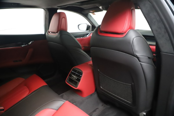 New 2020 Maserati Quattroporte S Q4 GranSport for sale Sold at Pagani of Greenwich in Greenwich CT 06830 27