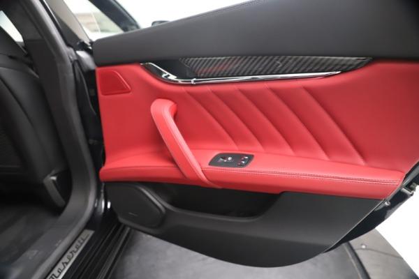 New 2020 Maserati Quattroporte S Q4 GranSport for sale $122,485 at Pagani of Greenwich in Greenwich CT 06830 28