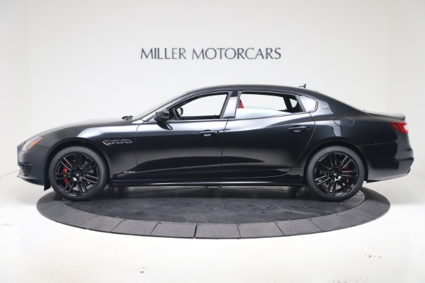 New 2020 Maserati Quattroporte S Q4 GranSport for sale $122,485 at Pagani of Greenwich in Greenwich CT 06830 3
