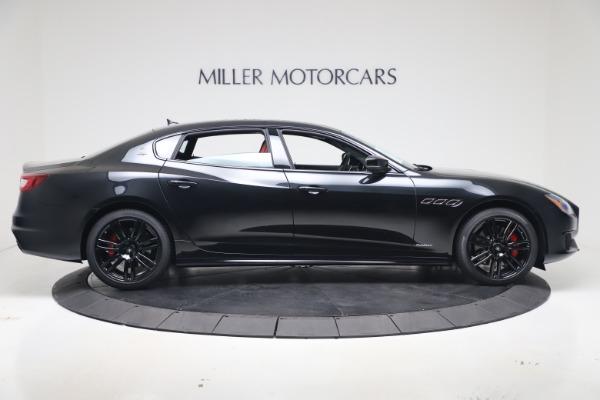 New 2020 Maserati Quattroporte S Q4 GranSport for sale $122,485 at Pagani of Greenwich in Greenwich CT 06830 8