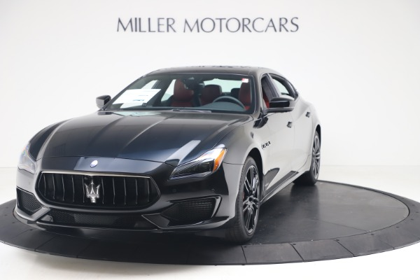 New 2020 Maserati Quattroporte S Q4 GranSport for sale Sold at Pagani of Greenwich in Greenwich CT 06830 1