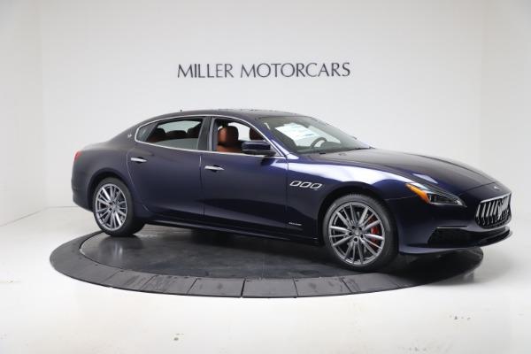 New 2020 Maserati Quattroporte S Q4 GranLusso for sale $117,935 at Pagani of Greenwich in Greenwich CT 06830 10