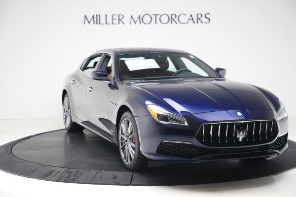 New 2020 Maserati Quattroporte S Q4 GranLusso for sale $117,935 at Pagani of Greenwich in Greenwich CT 06830 11