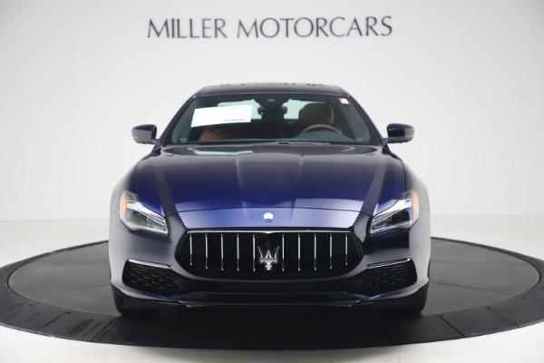 New 2020 Maserati Quattroporte S Q4 GranLusso for sale $117,935 at Pagani of Greenwich in Greenwich CT 06830 12