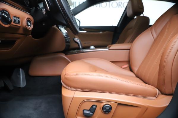 New 2020 Maserati Quattroporte S Q4 GranLusso for sale $117,935 at Pagani of Greenwich in Greenwich CT 06830 14
