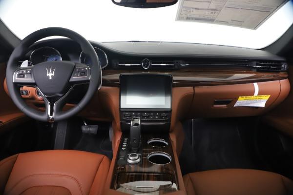 New 2020 Maserati Quattroporte S Q4 GranLusso for sale $117,935 at Pagani of Greenwich in Greenwich CT 06830 16