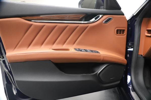 New 2020 Maserati Quattroporte S Q4 GranLusso for sale $117,935 at Pagani of Greenwich in Greenwich CT 06830 17