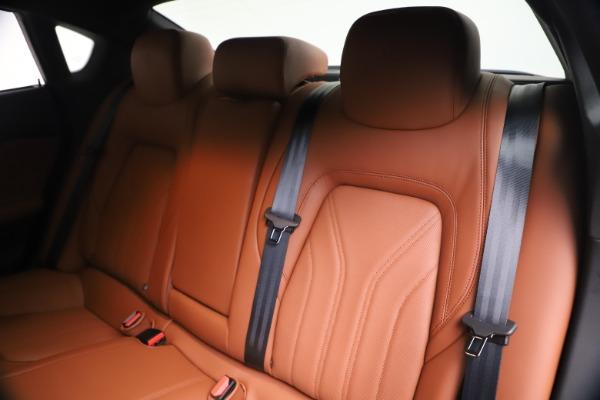 New 2020 Maserati Quattroporte S Q4 GranLusso for sale $117,935 at Pagani of Greenwich in Greenwich CT 06830 18