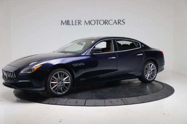 New 2020 Maserati Quattroporte S Q4 GranLusso for sale $117,935 at Pagani of Greenwich in Greenwich CT 06830 2