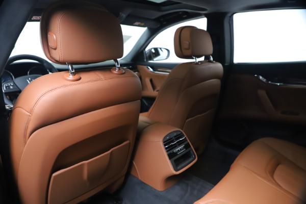 New 2020 Maserati Quattroporte S Q4 GranLusso for sale $117,935 at Pagani of Greenwich in Greenwich CT 06830 20