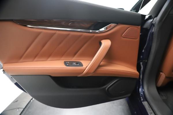 New 2020 Maserati Quattroporte S Q4 GranLusso for sale $117,935 at Pagani of Greenwich in Greenwich CT 06830 21