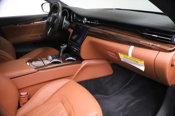 New 2020 Maserati Quattroporte S Q4 GranLusso for sale $117,935 at Pagani of Greenwich in Greenwich CT 06830 22