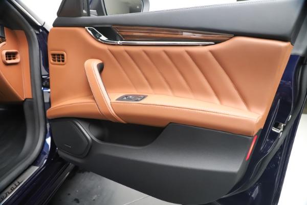 New 2020 Maserati Quattroporte S Q4 GranLusso for sale $117,935 at Pagani of Greenwich in Greenwich CT 06830 25