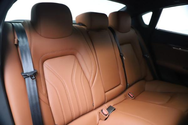 New 2020 Maserati Quattroporte S Q4 GranLusso for sale $117,935 at Pagani of Greenwich in Greenwich CT 06830 26