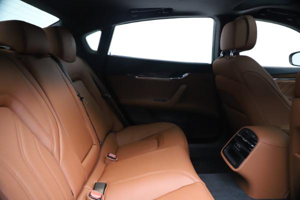 New 2020 Maserati Quattroporte S Q4 GranLusso for sale $117,935 at Pagani of Greenwich in Greenwich CT 06830 27