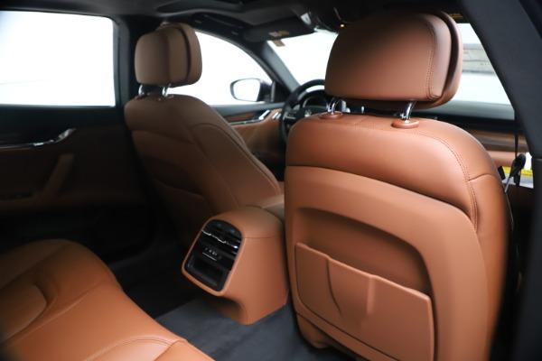 New 2020 Maserati Quattroporte S Q4 GranLusso for sale $117,935 at Pagani of Greenwich in Greenwich CT 06830 28