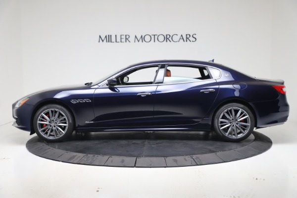 New 2020 Maserati Quattroporte S Q4 GranLusso for sale $117,935 at Pagani of Greenwich in Greenwich CT 06830 3
