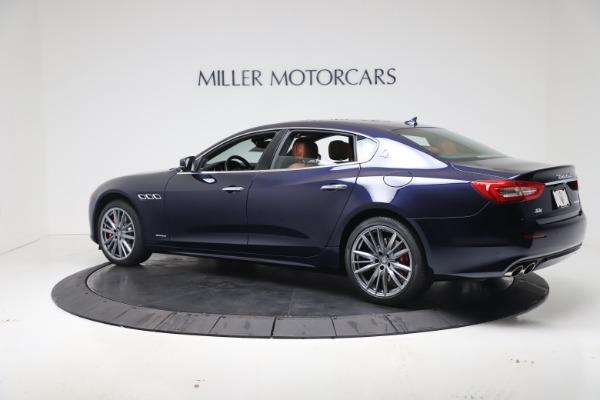 New 2020 Maserati Quattroporte S Q4 GranLusso for sale $117,935 at Pagani of Greenwich in Greenwich CT 06830 4