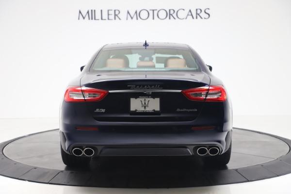 New 2020 Maserati Quattroporte S Q4 GranLusso for sale $117,935 at Pagani of Greenwich in Greenwich CT 06830 6
