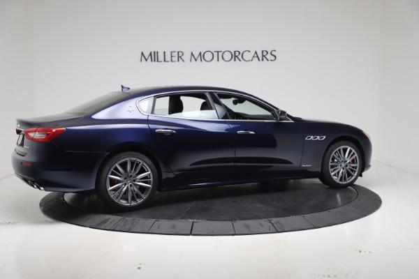 New 2020 Maserati Quattroporte S Q4 GranLusso for sale $117,935 at Pagani of Greenwich in Greenwich CT 06830 8
