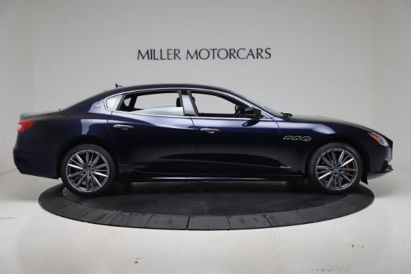 New 2020 Maserati Quattroporte S Q4 GranLusso for sale $117,935 at Pagani of Greenwich in Greenwich CT 06830 9