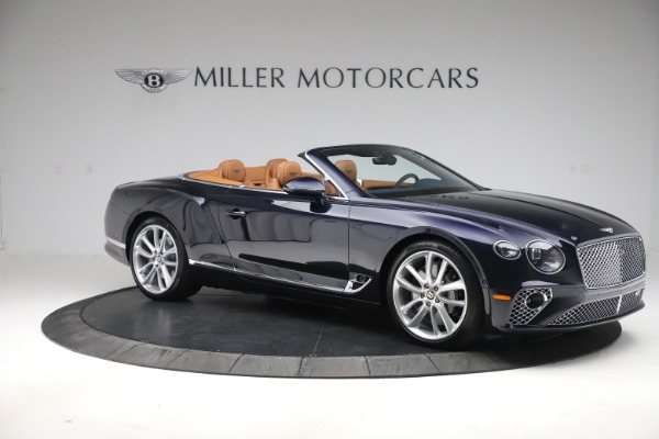 New 2020 Bentley Continental GTC W12 for sale Call for price at Pagani of Greenwich in Greenwich CT 06830 10