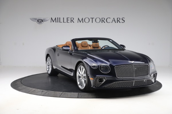 New 2020 Bentley Continental GTC W12 for sale Call for price at Pagani of Greenwich in Greenwich CT 06830 11