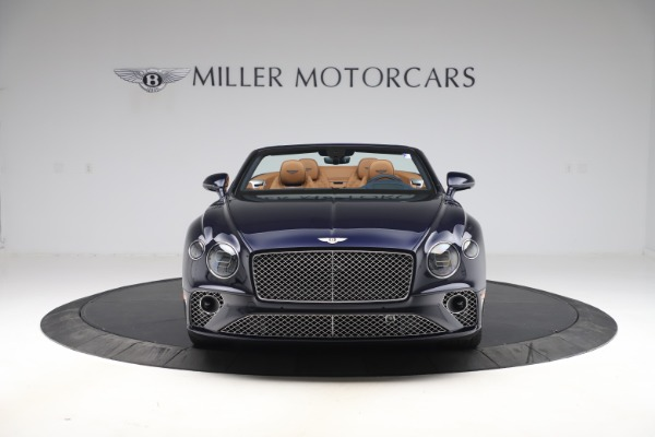 New 2020 Bentley Continental GTC W12 for sale Call for price at Pagani of Greenwich in Greenwich CT 06830 12