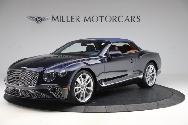 New 2020 Bentley Continental GTC W12 for sale Call for price at Pagani of Greenwich in Greenwich CT 06830 13