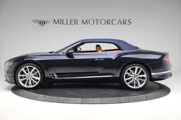 New 2020 Bentley Continental GTC W12 for sale Call for price at Pagani of Greenwich in Greenwich CT 06830 14