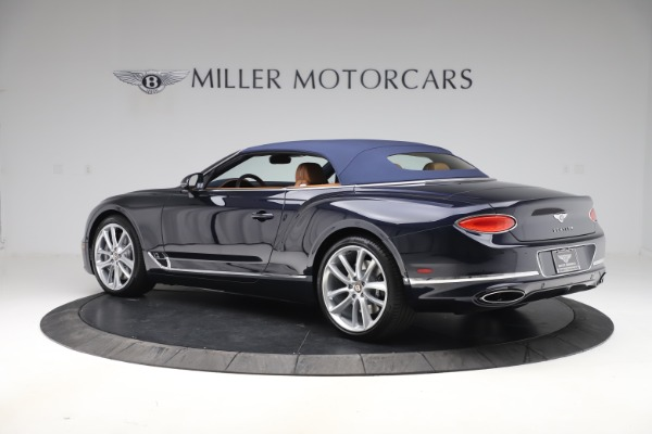 New 2020 Bentley Continental GTC W12 for sale Call for price at Pagani of Greenwich in Greenwich CT 06830 15
