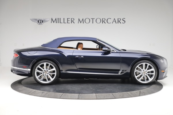 New 2020 Bentley Continental GTC W12 for sale Call for price at Pagani of Greenwich in Greenwich CT 06830 18