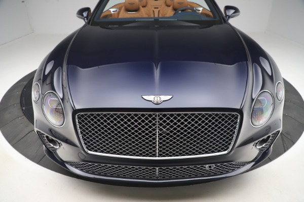 New 2020 Bentley Continental GTC W12 for sale Call for price at Pagani of Greenwich in Greenwich CT 06830 19