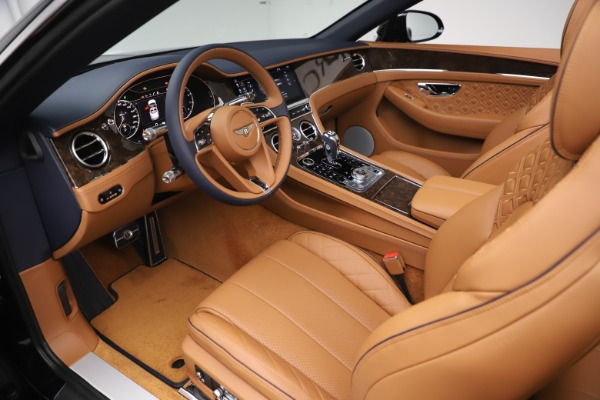 New 2020 Bentley Continental GTC W12 for sale Call for price at Pagani of Greenwich in Greenwich CT 06830 24