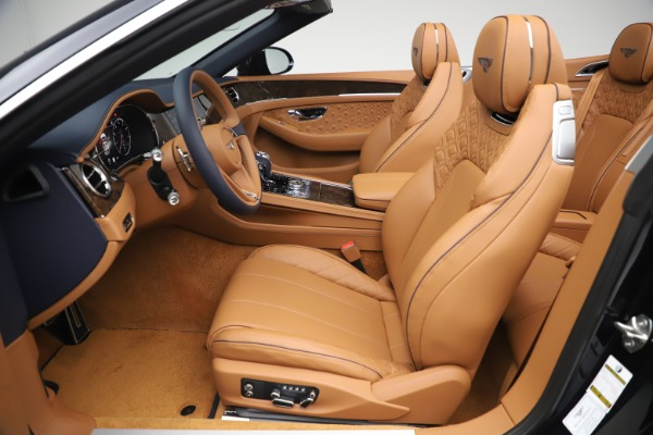 New 2020 Bentley Continental GTC W12 for sale Call for price at Pagani of Greenwich in Greenwich CT 06830 25