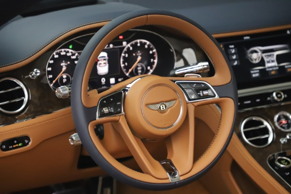 New 2020 Bentley Continental GTC W12 for sale Call for price at Pagani of Greenwich in Greenwich CT 06830 27