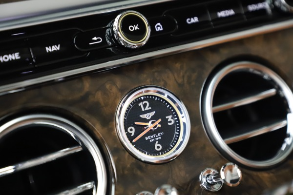 New 2020 Bentley Continental GTC W12 for sale Call for price at Pagani of Greenwich in Greenwich CT 06830 28