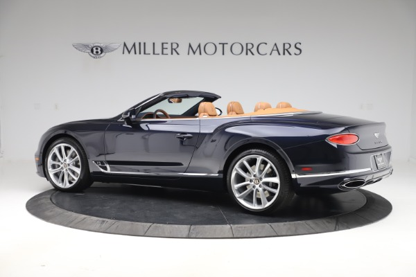 New 2020 Bentley Continental GTC W12 for sale Call for price at Pagani of Greenwich in Greenwich CT 06830 4