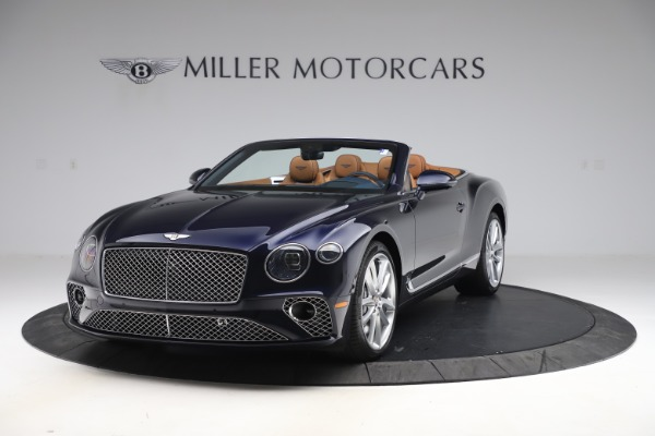 New 2020 Bentley Continental GTC W12 for sale Call for price at Pagani of Greenwich in Greenwich CT 06830 1