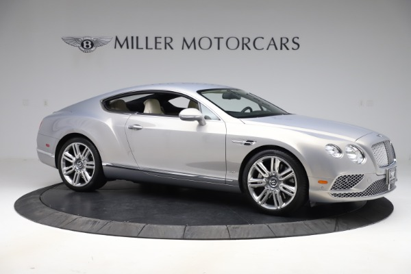 New 2016 Bentley Continental GT W12 for sale $128,900 at Pagani of Greenwich in Greenwich CT 06830 10