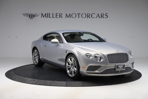 New 2016 Bentley Continental GT W12 for sale $128,900 at Pagani of Greenwich in Greenwich CT 06830 11
