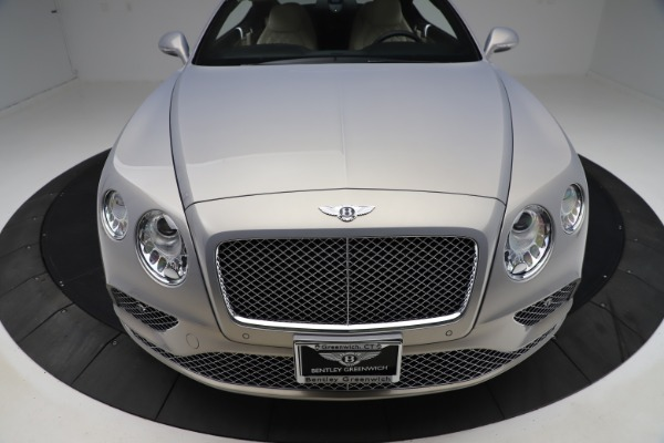 New 2016 Bentley Continental GT W12 for sale $128,900 at Pagani of Greenwich in Greenwich CT 06830 13