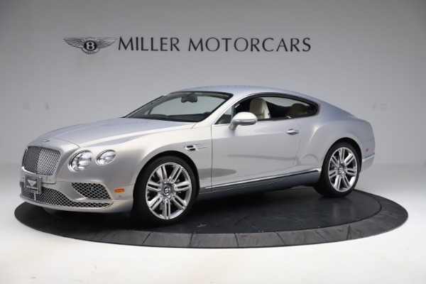 New 2016 Bentley Continental GT W12 for sale $128,900 at Pagani of Greenwich in Greenwich CT 06830 2