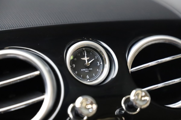 New 2016 Bentley Continental GT W12 for sale $128,900 at Pagani of Greenwich in Greenwich CT 06830 23