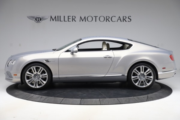 New 2016 Bentley Continental GT W12 for sale $128,900 at Pagani of Greenwich in Greenwich CT 06830 3