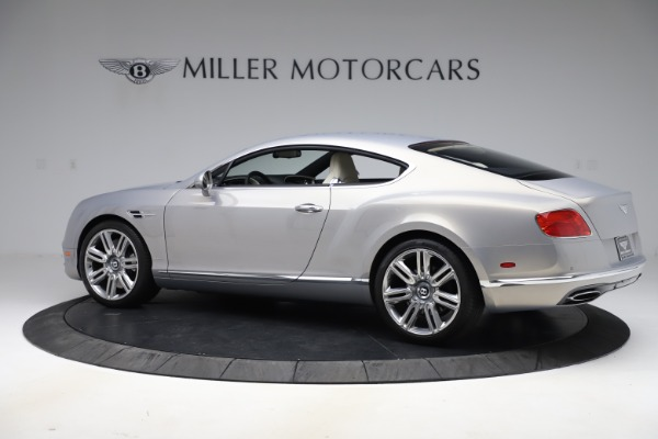 New 2016 Bentley Continental GT W12 for sale $128,900 at Pagani of Greenwich in Greenwich CT 06830 4